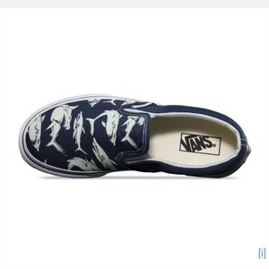 Vans glow in the dark shoes Toddler Size 4.5